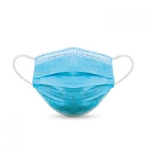 Máscara Descartável Cirúrgica 3 Camadas Tipo II 1un