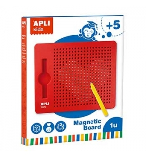Jogo Educativo Apli Quadro Magnético 1un