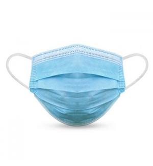 Máscara Descartável 4 Camadas Cirúrgica Tipo IIR Adulto 1un