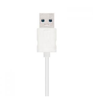 Adaptador USB 3.0 / Ethernet Gigabit 15cm