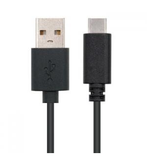 Cabo USB 2.0 A Macho / USB-C Macho 1m