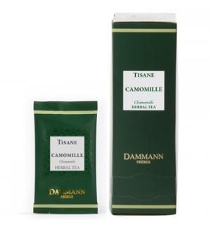 Tisana Bolsas Camomila Dammann - 24un