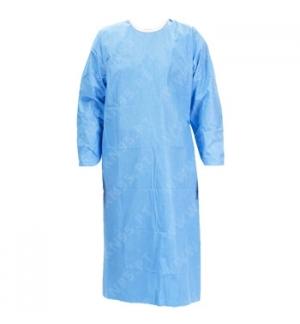 Bata Polietileno 170x130cm Azul 1un