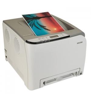 Impressora laser cores A4 SP C240DN 16ppm
