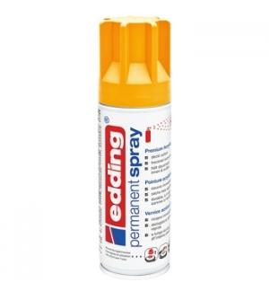 Tinta Acrílica Edding 5200 Spray 200ml Amarelo Sol
