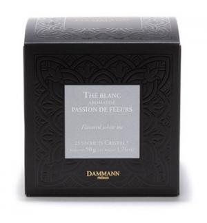 Cha Bolsas Passion de Fleurs Dammann - 25un
