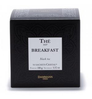 Cha Bolsas Breakfast Dammann - 50un