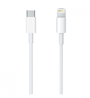 Cabo Apple USB-C Macho / Lightning Macho 1m