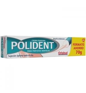 Creme Fixador POLIDENT Próteses Dentárias Original 70gr