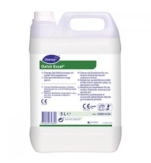 Desinfetante Higienizante Multifuncional Oxivir Excel CE 5L