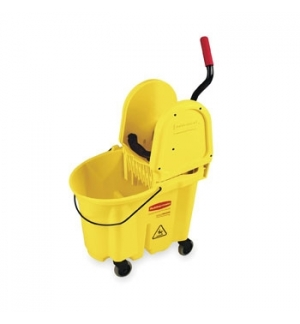 Conjunto Combo WaveBrake (Balde 33LitrosPrensa) Amarelo