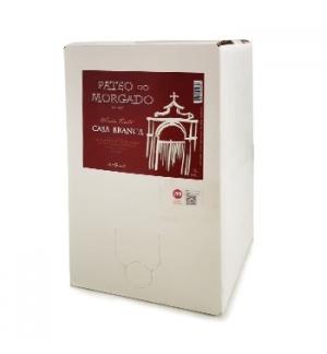 Vinho Tinto Pateo do Morgado Casa Branca 10L (Bag in Box)