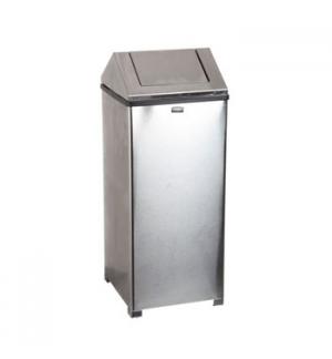 Papeleira Metal Aco Inoxidavel 60 Litros
