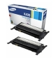 Pack Duplo Toner para CLP-310/CLP-315/CLX-3170 Preto