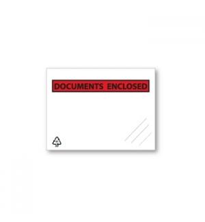 Envelopes Packing List 175x132mm Cx 1000un