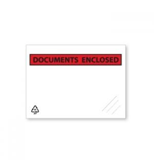 Envelopes Packing List 235x175mm cx 1000un