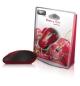Rato Sweex Optico Wireless USB Cherry Red