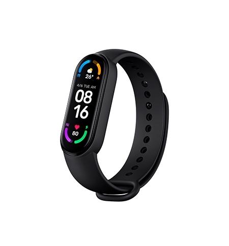 Pulseira/Relógio Smartband Xiaomi Mi Band 6 Preto