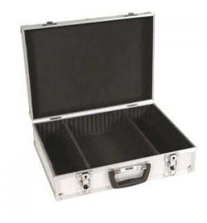 Mala de ferramentas em aluminio 425x305x125mm