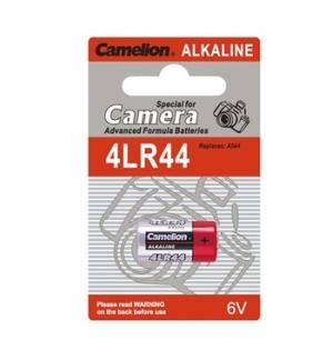 Pilha Alcalina (4LR44) 60V-65mAh 1/un bl