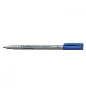Marcador Nao Perm Medio Lumocolor 10mm 315-3 Azul un
