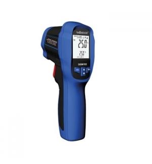 Termometro com infravervelhos e entrada tipo K(-50C a 500C)