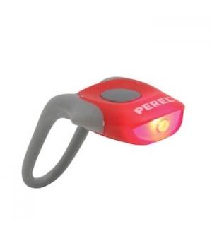 Luz p/Bike LED vermelho altissimo brilho