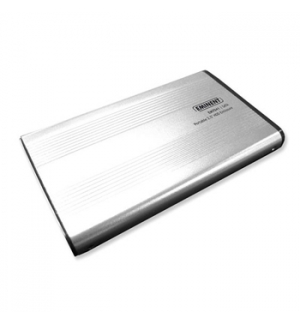 Caixa externa USB 20 para discos SATA de 25pol