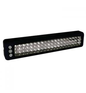 Lanterna magnetica de 60 LEDS com fixador de uso polivalente
