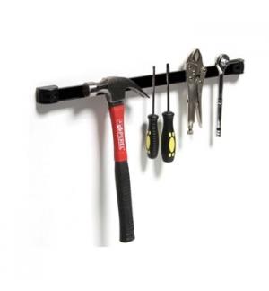 Barra magnetica para suporte de ferramentas 18pol/46cm