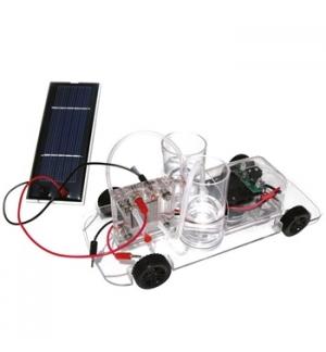 Kit cientifico de carro movido a celula de energia