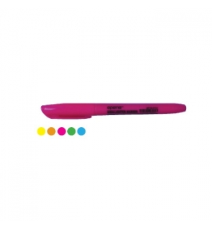 Marcador Fluorescente Epene EP10-0112 Laranja-1un