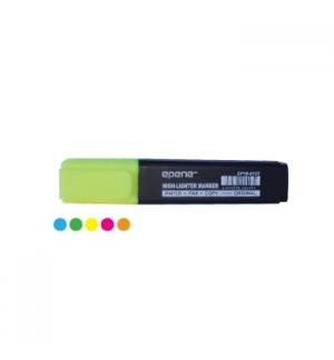 Marcador Fluorescente Epene EP10-0122 Verde-1un