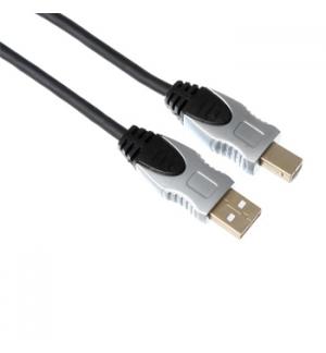 Cabo USB profissional 20 USB A/B macho/macho 18mt