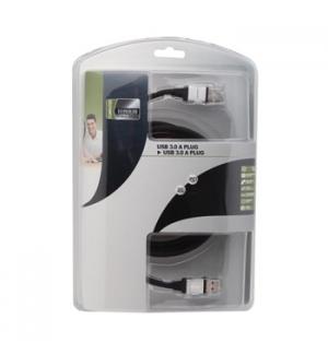 Cabo USB 30 profissional USB A / USB A 18mt