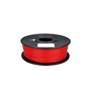 Filamento em PLA de 175 mm - Vermelho - 1 kg