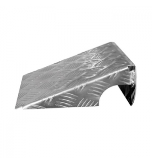 Rampa de acesso em aluminio 32x22cm 340kg max (pack 2un