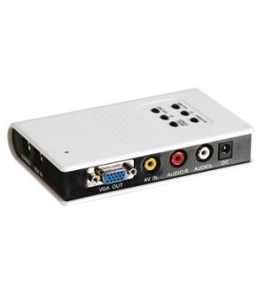 Conversor de video composto para VGA