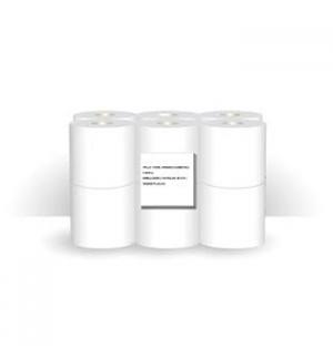 Papel Higienico Domestico 20mts 2Fls 12 Rolos