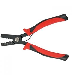 Alicate de cravar conectores tipo cordao final (ponteiras)