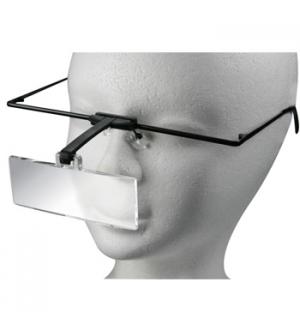 Oculos de ampliacao c/3 lupas 15x25x35x