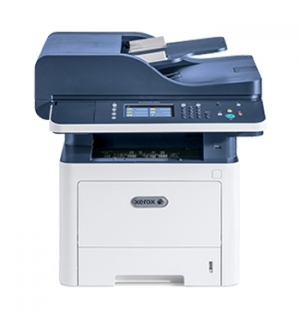 Multifuncoes laser mono A4 WorkCentre 3345VDNI 40ppm