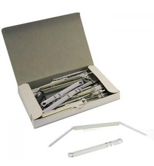 Ferragem Metalica Tipo Ingles Roma 1038 Pack 50
