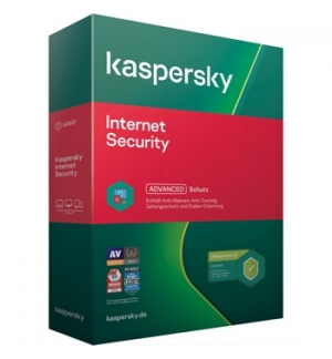 KASPERSKY Internet Security MultiDevice 1User_1Ano