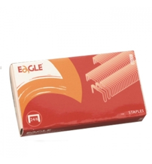 Agrafos 24/6 Eagle Cx1000un