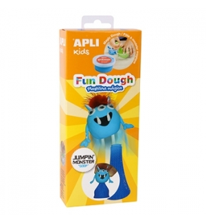 Jogo Apli Kids Fun Dough Jumping Monsters Goof 1un