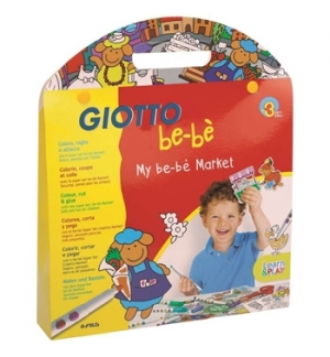 Conjunto Giotto Be-Be Set My Be-Be Market
