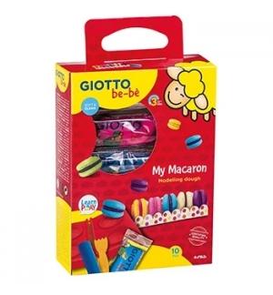 Conjunto Giotto Be-Be Set Brinca Macaron
