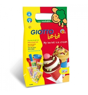 Conjunto Giotto Be-Be Set Brinca Ice Cream