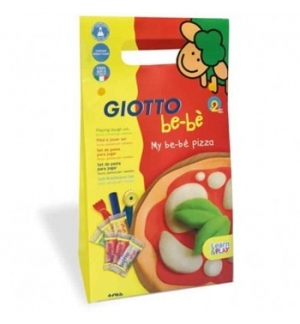 Conjunto Giotto Be-Be Set Brinca e cria Pizza